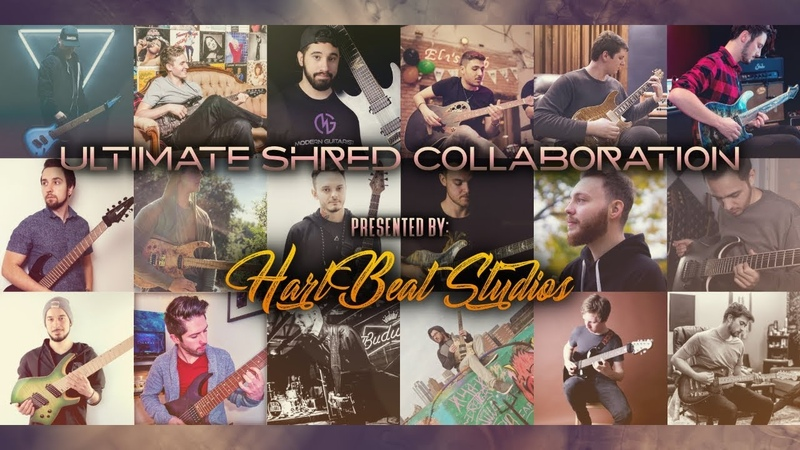 HartBeat Studios Presents The Ultimate Shred Collaboration