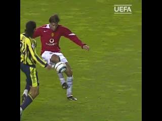 Нистелрой: подборка голов в Лиге чемпионов