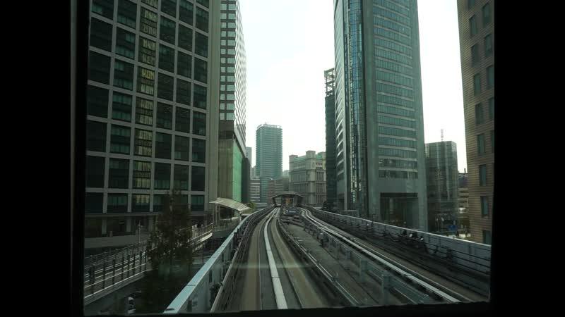 Токийский монорельс/Tokyo Monorail