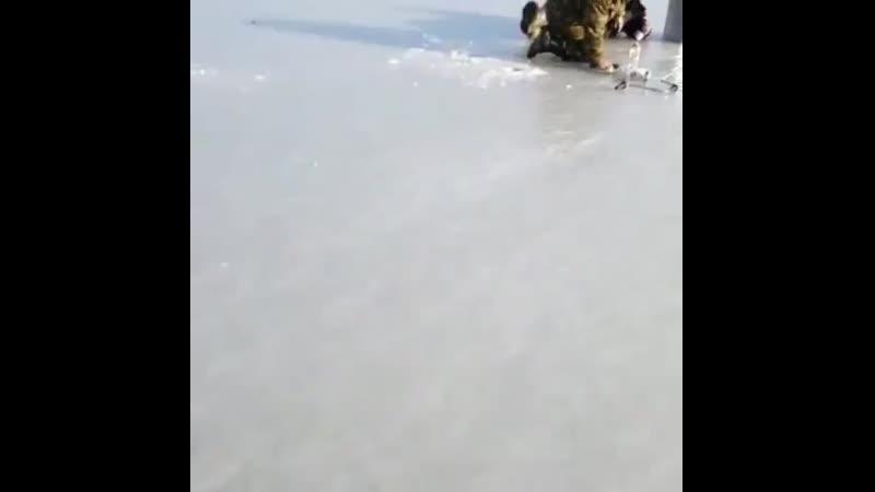 Hа лед выходят подготовленные люди hf ktl ds[jlzn gjlujnjdktyyst k.lb