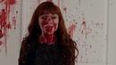 Supernatural 12x08 Rowena fights with her latest fiance and Crowley kills him.
