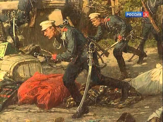 43 Война и мир Василия Верещагина