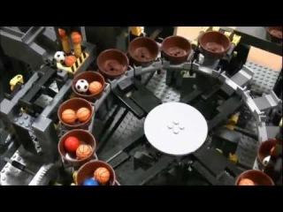 2012. LEGO Great Ball Contraption By Akiyuki