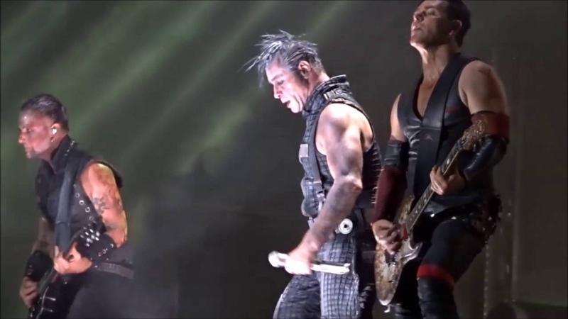 Rammstein - Du Hast! Moskau 2016 (19.06.2016)