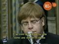 Elton John dedica canción a la fallecida Diana de Gales 1997