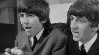 The Beatles A Hard Day's Night 1964 (фильм с русским переводом)