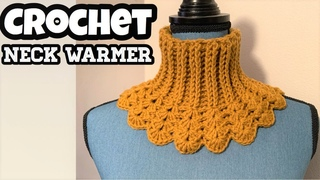 Crochet || Neck Warmer || How to Crochet