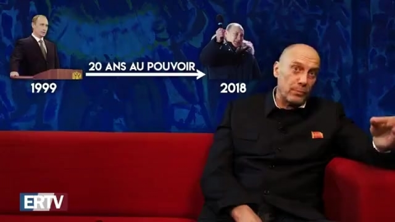 Alain Soral Comment Poutine a réussi à redresser la Russie 1min41s