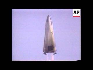 USA -Test Flights Planned For NASA's Delta Clipper
