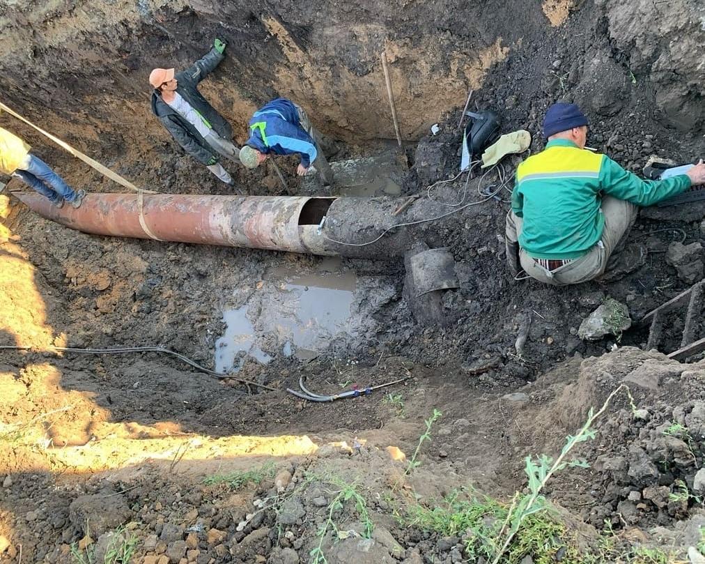 Время возобновления водоснабжения центральной части Петровска снова перенесено