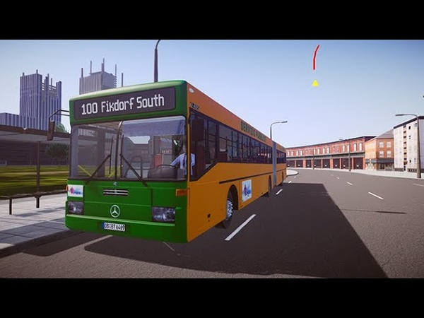 Proton Bus Simulator - O405G RELEASE - 2017 AND 2020 WORKS!