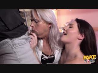 FakeHostel Elena Vega, Kathy Anderson -Heat Of The Night New Porn 2019