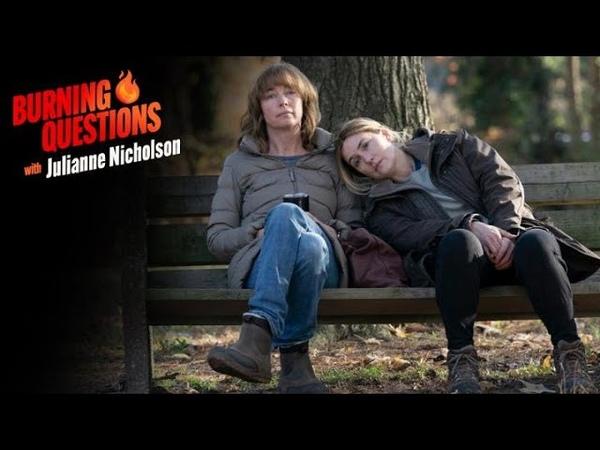 Julianne Nicholson Answers IMDb's Burning Questions