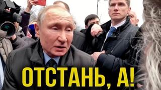 Это месть! За что путин так ненавидит Россию и её народ