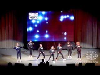 KINGSTEP CREW — PRO @ RDF13 Project818 Russian Dance Festival 2013