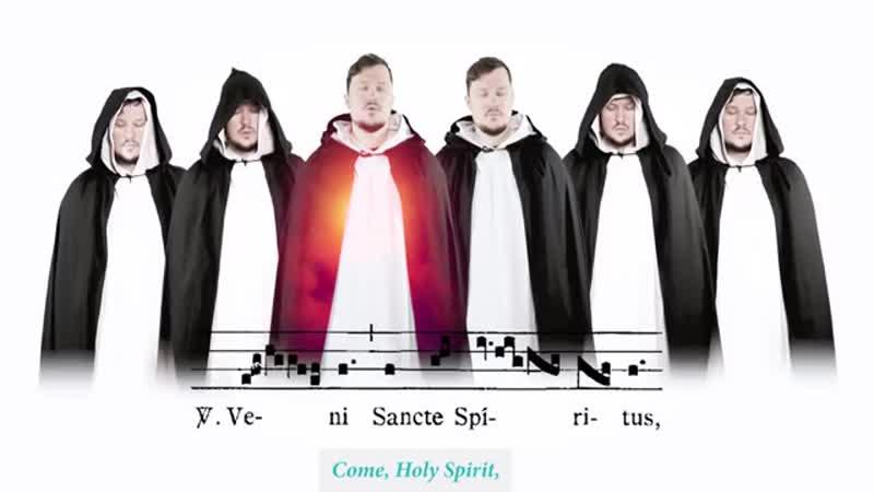 Veni Sancte Spiritus Przyjdź Duchu Święty Приди Дух Святой