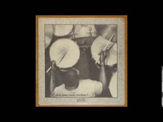 A FLG Maurepas upload - Elvin Jones Music Machine - Shitsu Mon - Jazz