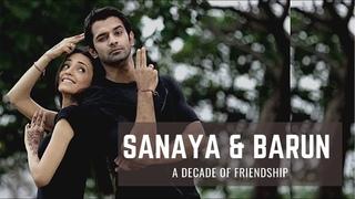 Sanaya Irani & Barun Sobti on Coffee Time With Griha