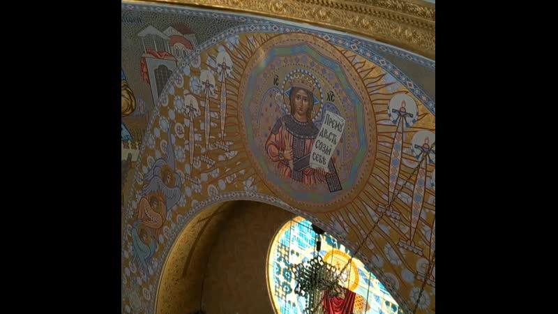 кронштадский собор под куполом