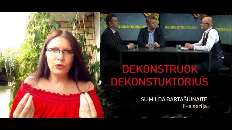 PAB: DEKONSTRUOK DEKONSTRUKTORIUS II-a laida