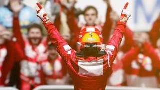 Михаэль Шумахер. Michael Schumacher F2020