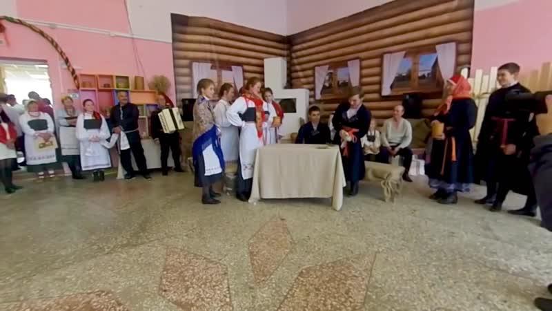 Коми пермяцкая свадьба