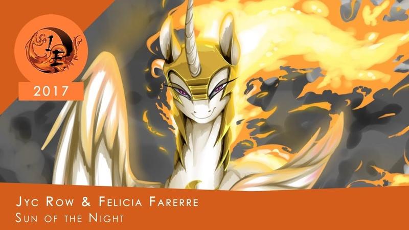 Jyc Row Felicia Farerre - Sun of the Night