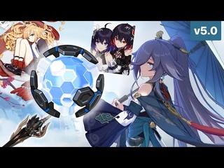 5.0 NEW BATTLE PASS! AE Fuhua and SN Seele card in shop! More Crystallum! | Honkai Impact 3rd