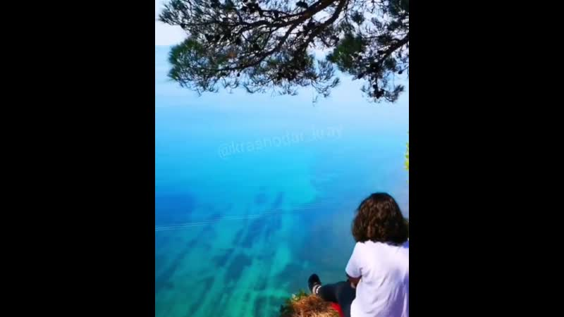 Идеальное утро в Голубой бездне
