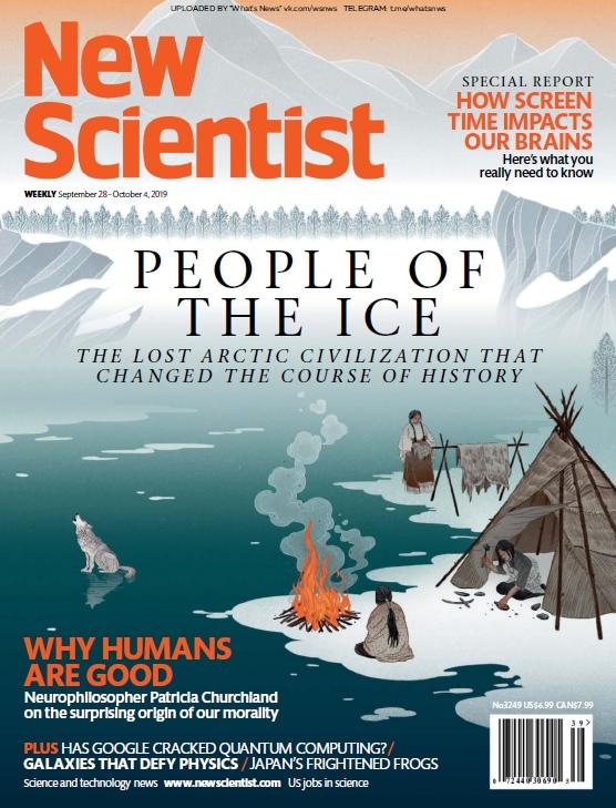 New Scientist - 28.09.2019
