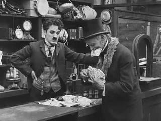 Charlie Chaplin - The Pawnshop 1916 HD