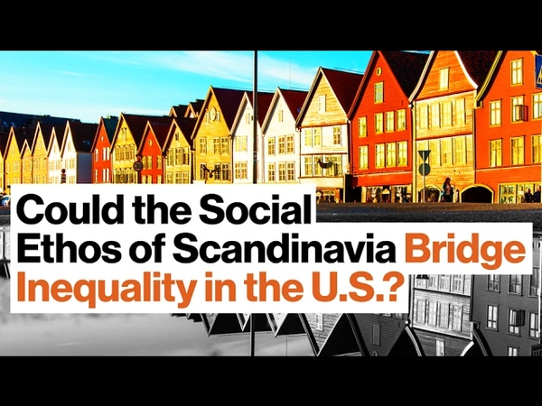 Can Universal Basic Income Social Democracy Fix America's Inequality | Jeffrey Sachs