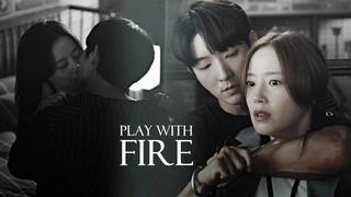 hyun soo & ji won || play with fire [flower of evil]