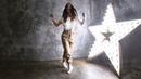 Девушка очень круто танцует Шафл Shuffle Dance Cutting Shapes