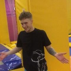 """Саша Пронин on Instagram: """"Trampoline style  Как вам фишки?  #самара #спортсамара #ddevils #trampoline"""""""
