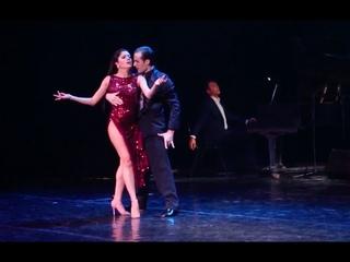 """Vanesa Villalba & Facundo Pinero, Solo Tango orquesta """"A Evaristo Carriego"""""""