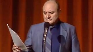 """Михаил Жванецкий """"Турникеты"""". Пророческий монолог из 80-х"""