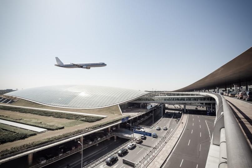 Невероятные аэропорты, в которые точно захочется вернуться, изображение №10