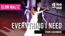 SLOW WALTZ | Dj Ice - Everything I Need (from Aquaman) (ft Lenna)