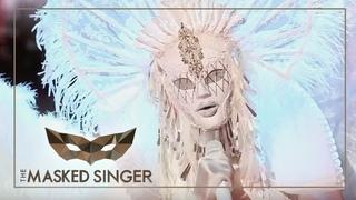 Sweet Dreams - Marilyn Manson   Engel Performance   The Masked Singer   ProSieben