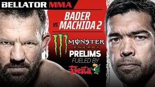 Bellator 256: Bader vs. Machida II