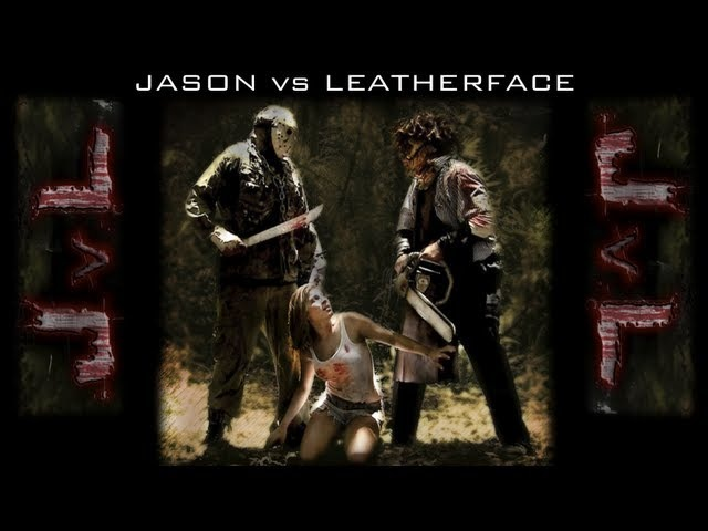 JASON vs LEATHERFACE Horror Fan Film HD directed by Trent Duncan
