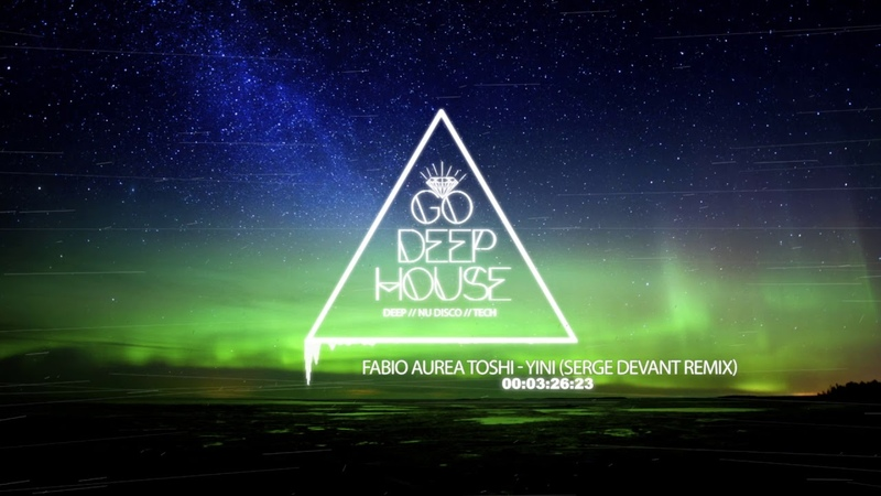 Fabio Aurea Toshi - Yini (Serge Devant Remix)