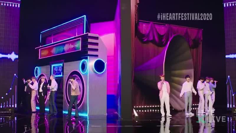 BTS @ iHeartRadio Music Festival 2020 Full ver