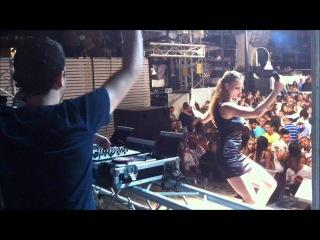 Las Salinas & Elles de Graaf Live  Forum Club 24-5