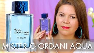 Mister Giordani Aqua туалетная вода Мистер Джордани Аква 35663 новинки Орифлэйм