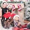 Новогодняя семейная, детская фотосессия 19-20г.