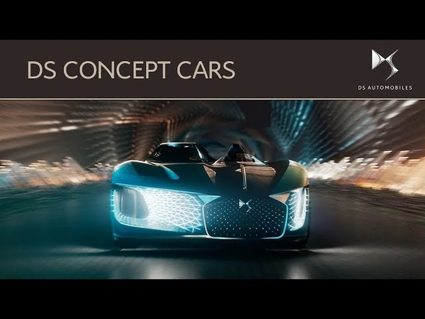 Concept Cars   The Reveal DS X E-Tense