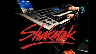 SHAKATAK - Night Birds ELECTONE COVER 【エレクトーン】 - Takayuki Takase