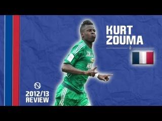 KURT ZOUMA | Skills & Goals | Saint-Étienne | 2012/2013 (HD)